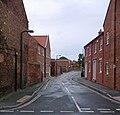 Cottage Lane, Barton Upon Humber - geograph.org.uk - 475911.jpg