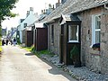 Cottages by the foreshore, Baile Mor, Iona - geograph.org.uk - 983889.jpg