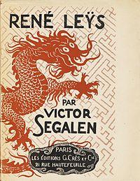 René Leys cover