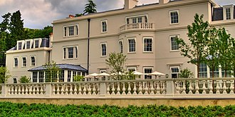 Coworth Park Hotel - Image: Coworth Park Hotel Dorchester Collection
