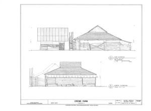 Crews Farm, Macclenny, Baker County, FL HABS FL-398 (sheet 20 of 24).png
