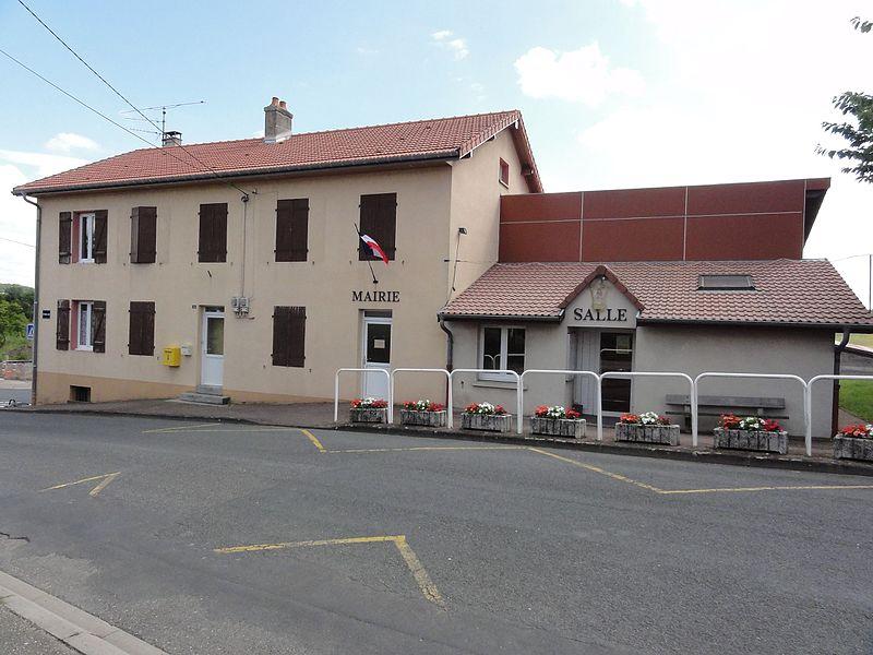 Crion (M-et-M) mairie et salle communale