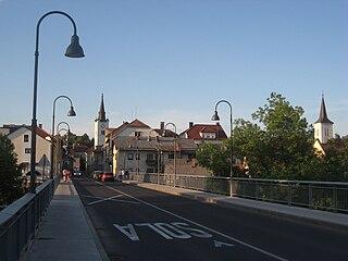 Črnomelj Place in White Carniola, Slovenia