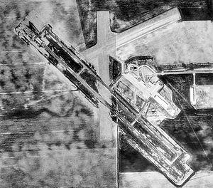 Crookston Municipal Airport - 1991 USGS Photo