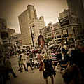 Crowds Yonge Dundas July 2011.jpg