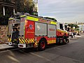 Crows Nest (036) NSWFR Scania P310 Class 4 pumper at Kirribilli (1).jpg