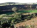 Crug Cilshafe and Cwm Gwyn ponds 2009 - geograph.org.uk - 1552455.jpg
