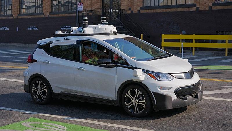 FileCruise Automation Bolt EV third generation in San Franciscojpg