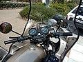 Cuerpo Nacional de Policía (España), motocicleta Sanglas 400, Policía Armada, DGP-Y4244 (30011035347).jpg