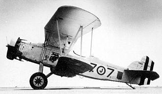 Curtiss Falcon - Marine Corps Curtiss OC-2 Falcon, c. 1929