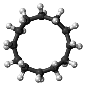 Cyclododecane - Image: Cyclododecane 3D ball