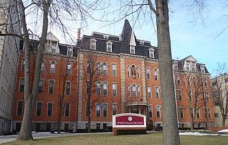 D'Youville College - Koessler Administration Building