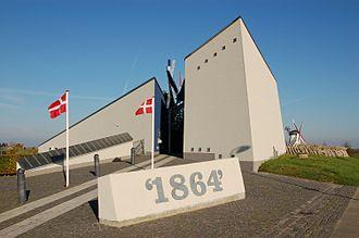 Battle of Dybbøl - Dybbøl National Memorial