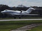 D-BOOC Cessna Citation 750X Elytra Charter (28195238399).jpg