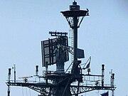 D61 INS Delhi Fregat-MAE 3D Radar Vladivostok