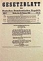 DDR-Gesetzblatt Stasi 21.02.1950 anagoria.JPG