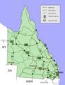 DE Wikinews 2010 Queensland floods map.png