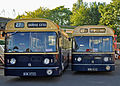 Daimler Fleetline Birmingham 3472 and 3474.JPG