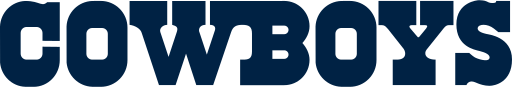 Dallas Cowboys Wordmark