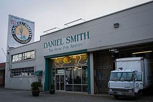 Daniel Smith (art materials) - Daniel Smith Art Supplies