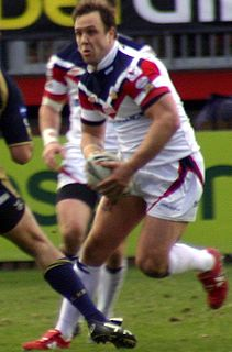 Danny Sculthorpe English rugby league footballer