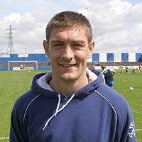 Dave Bayliss Pre Season Training 2007.jpg
