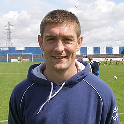 Dave Bayliss Pre Season Training 2007.jpg