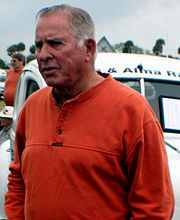 photo of David Pearson taken in 2008