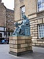 David Hume Memorial in Edinburgh 01.jpg