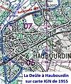 Deûle à Haubourdin en 1955.jpg