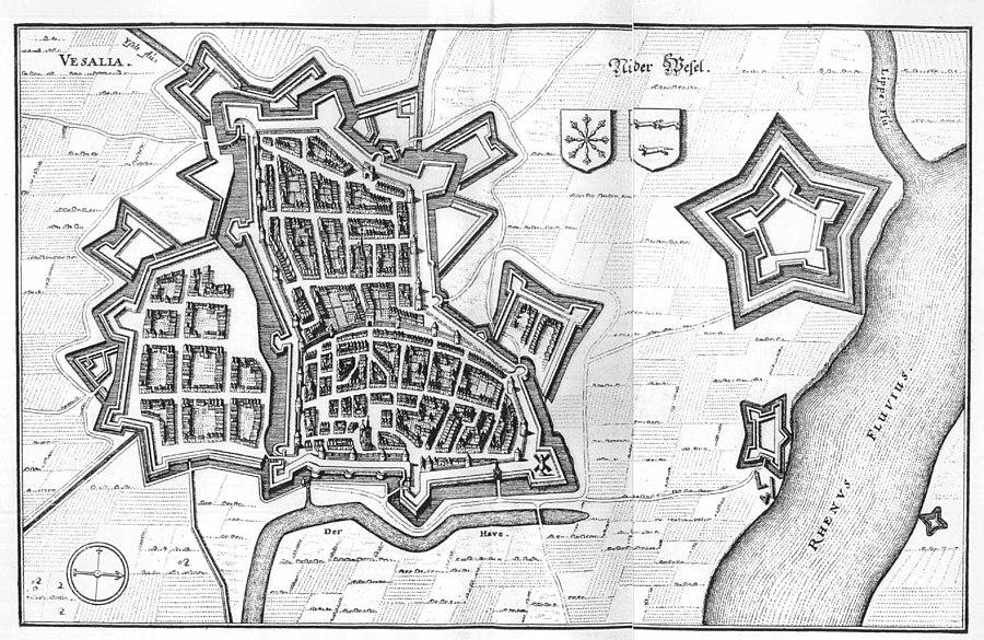 De merian Westphaliae 135