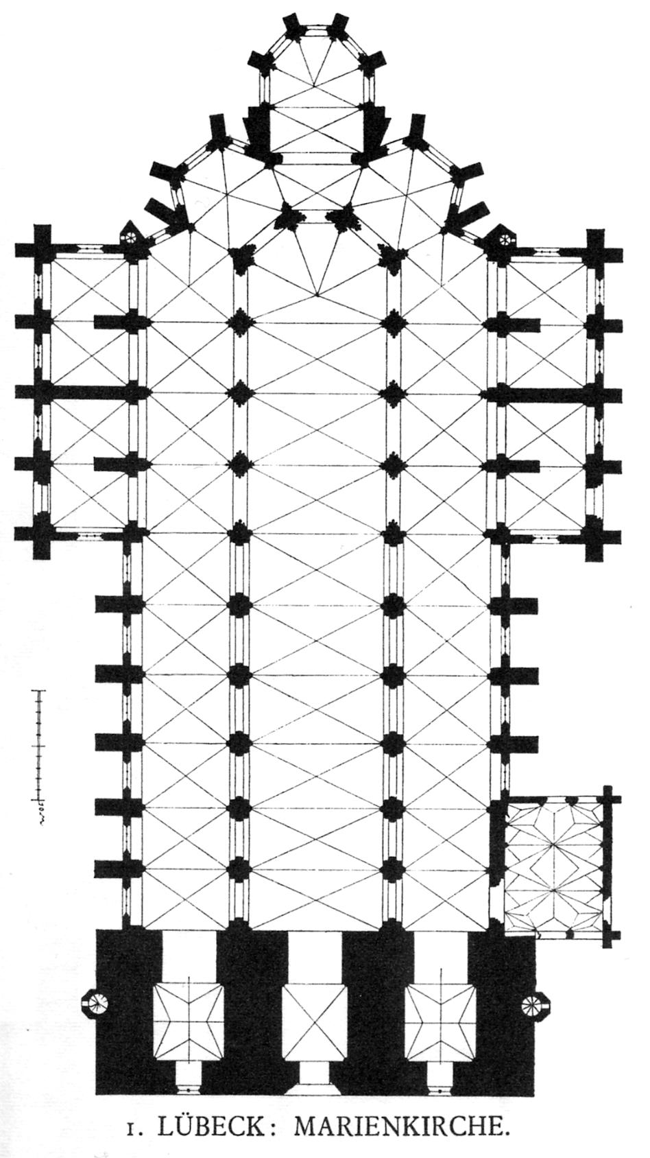 Dehio 448 Luebeck