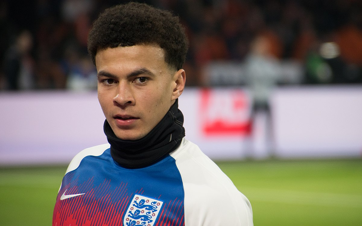 Image Result For Dele Alli