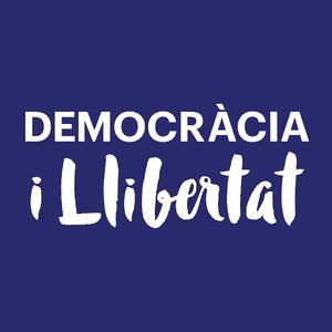 Democracy and Freedom - Image: Democracia i Llibertat