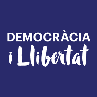 Democracy and Freedom - Image: Democracia i Llibertat