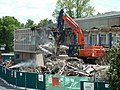 Demolition of 1960s office block - geograph.org.uk - 1344619.jpg