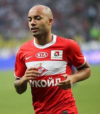 Demy de Zeeuw - De Zeeuw playing for Spartak Moscow in 2011