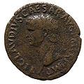 Denarius of Claudius (YORYM 2001 1433) obverse.jpg