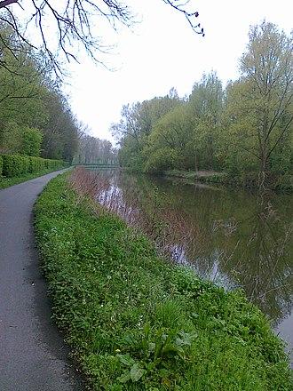 Dender - The Dender in Aalst and Erembodegem