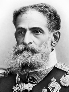 Deodoro da Fonseca 1st President of Brazil