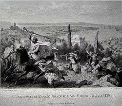 Les généraux Français de l Empire - Page 2 250px-Derbarquement_de_l_armee_fran%C3%A7aise_a_sidi_ferruch_14_juin_1830