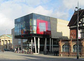 Quad (arts centre) - Image: Derby QUAD geograph 3370194 by John Sutton