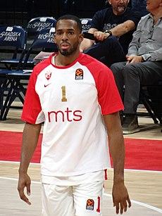 Браун као играч Црвене звезде
