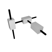 Cartesian coordinate robot wikipedia kinematic diagram of cartesian coordinate robot ccuart Image collections