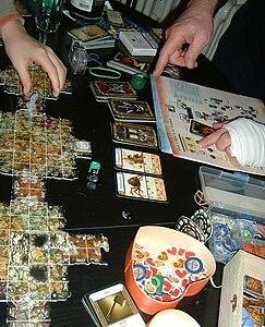 Descent viaggi nelle tenebre wikipedia - Descent gioco da tavolo ...