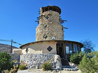 National Register of Historic Places listings in Imperial County, California - Image: Desert View Tower