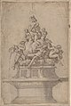 Design for a Fountain with Rivergods and Nymphs. MET DP801597.jpg