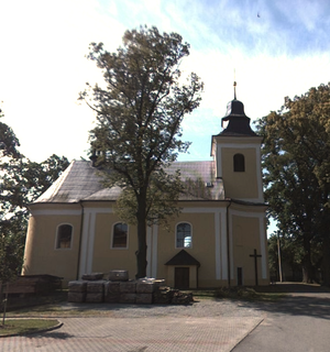 Deštná (Blansko District) Municipality in South Moravian, Czech Republic