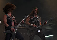 Deströyer 666 at Party.San Metal Open Air 2013 09.jpg