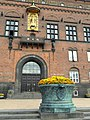 Detail - Town hall of Copenhagen - DSC08876.JPG